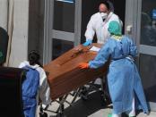 Kematian Akibat Corona di Eropa Jauh Lebih Tinggi dari Angka Resmi