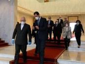 Presiden Suriah ke Zarif: Krisis Coronavirus Tunjukkan Amoralitas Negara-negara Barat