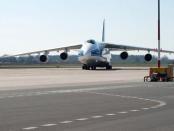 VIDEO: Pesawat Rusia dengan Bantuan untuk COVID-19 Mendarat di Kota New York