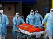 AS Pecahkan Rekor Baru Kematian Akibat COVID-19 dalam Satu Hari