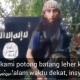 Geger, Video Teroris Mujahidin Poso Ancam Potong Leher Banpol Sulteng dan Poso