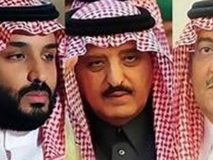 MbS Belum Membebaskan 4 Pangeran Senior yang Ditahan