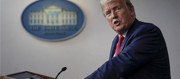 Trump: Kami Akan Hentikan Pengiriman Minyak dari Arab Saudi