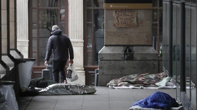 Kemiskinan di Inggris