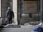 Pakar: Pandemi Corona Perburuk Kemiskinan di Inggris