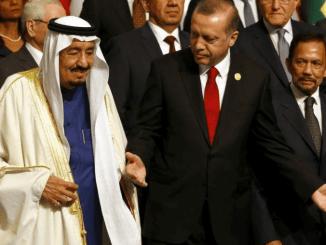 Turki Blokir Situs-situs Media Saudi-UEA