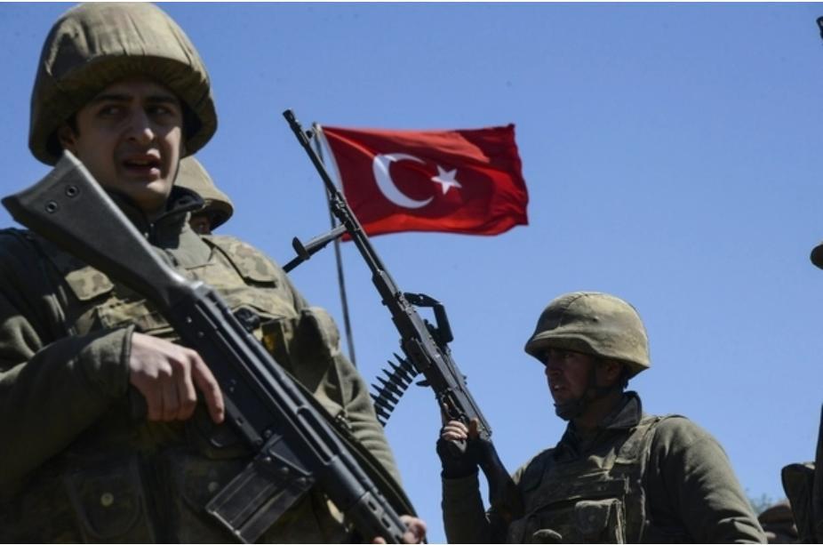 Penjaga Perbatasan Turki