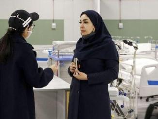 Di Iran, Hampir 20.000 Pasien Covid-19 Pulih Sepenuhnya