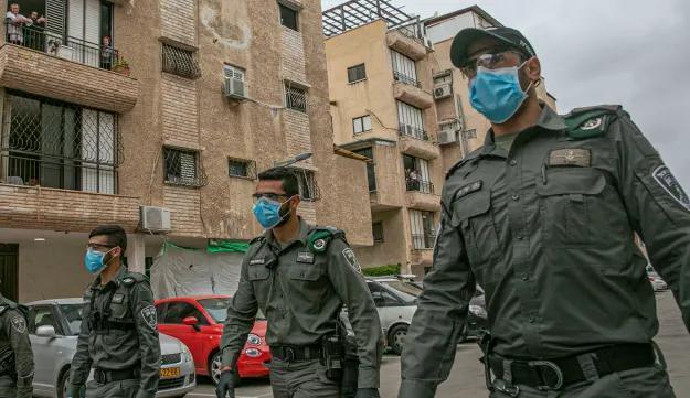 AS Pasok 1 Juta Masker ke Tentara Israel padahal Tentaranya Sendiri Kurang Pasokan