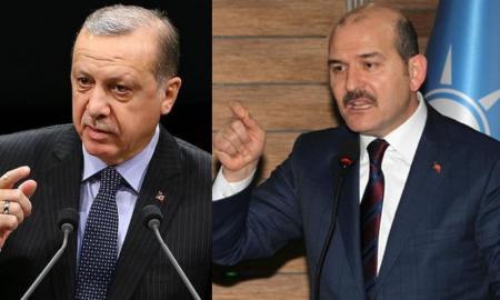 Erdogan Tolak Pengunduran Diri Mendagri Turki Pasca Dikritik Gegara Lockdown