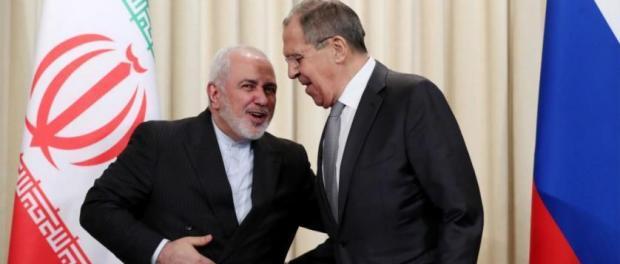 Zarif-Lavrov Kompak Kecam Upaya Delusional Pompeo Perpanjang Embargo Senjata atas Iran