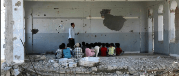 Biadab! Sehari Koalisi Saudi Lancarkan 47 Serangan Udara di Yaman