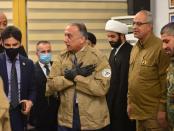 Tunjukkan Dukungan, PM Baru Irak Temui Pimpinan Hashd Al-Shaabi