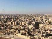 Serangan Bom di Pusat Penelitian Aleppo Suriah