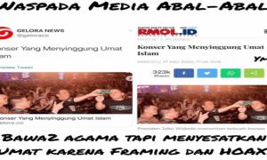 Yusuf Muhammad: Waspada Provokasi Jahat 2 Media Abal-abal Serang Jokowi dengan Isu Agama