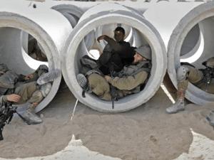 Pangkalan Militer Israel Dibobol Pencuri Misterius