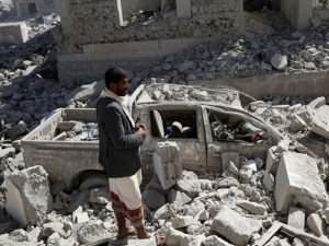 PBB: 506 Warga Yaman Tewas dan Terluka pada Kuartal I Tahun 2020