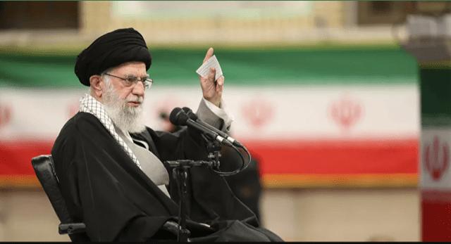 Komentar Pedas Khamenei Soal Kematian George Floyd