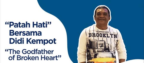 Yusuf Muhammad: Selamat Jalan Didi Kempot, The GodFather Of Broken Heart