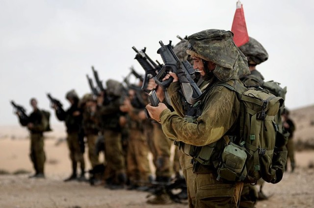 militer_Israel