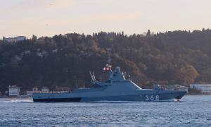 Armada Baltik Rusia Terima 6 Kapal Korvet Terbaru Bersenjata Canggih