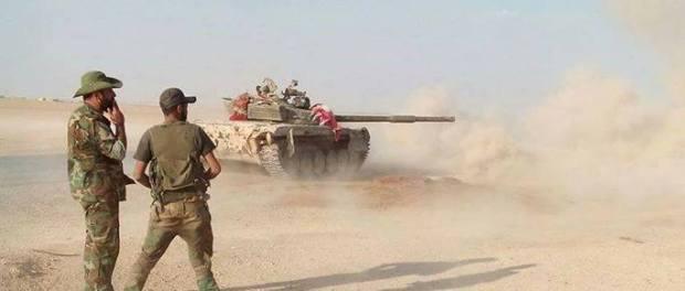 Tentara Suriah Lepaskan Serangan Besar ke Barat Daya Idlib