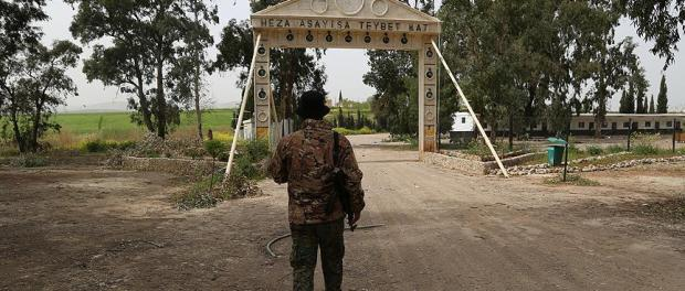Faksi Pemberontak Suriah Serang Pasukan Turki di Raqqa