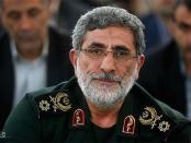Komandan Pasukan Quds Janji Teruskan Perjuangan Soleimani Dukung Palestina