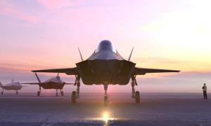 AS Akan Uji Jet Tempur F-35 atas Sistem S-400 Rusia di Suriah