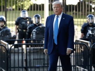 Pentagon-Gedung Putih Ribut Besar, Kenapa?