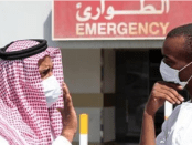 Dalam 24 Jam Kasus Corona di Arab Saudi Capai 4000 Kasus