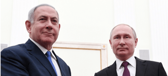 Israel Tuduh Putin Gagalkan Resolusi PBB Soal Palestina, Moskow Marah
