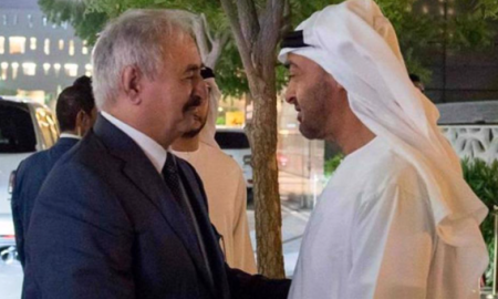Gagal Kuasai Libya dan Yaman Para Emir Emirat Bersitegang