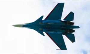 SU-30 Rusia Cegat Pesawat Mata-mata AS di Laut Hitam