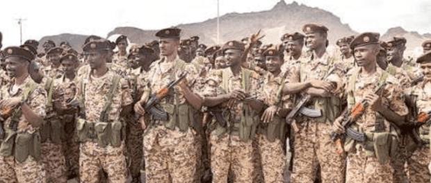 Keamanan Sudan Tangkap Puluhan Tentara Bayaran Saat Perjalanan ke LibyaKeamanan Sudan Tangkap Puluhan Tentara Bayaran Saat Perjalanan ke Libya
