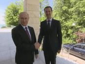 Kunjungan Putin ke Suriah Sebuah Pesan Penting Rusia Kepada Musuh