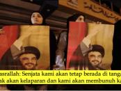 Pidato Pedas Nasrallah: Sanksi Baru AS untuk Ciptakan Kekacauan dan Kelaparan di Suriah dan Lebanon
