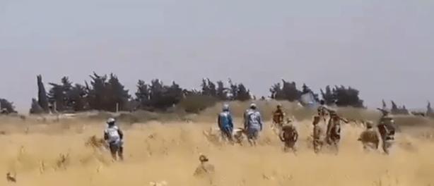 Pasukan Lebanon-Israel Nyaris Baku Tembak di Perbatasan