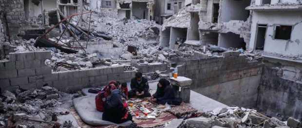 Sanksi AS Atas Suriah Bikin Iran, Rusia dan China Ngamuk