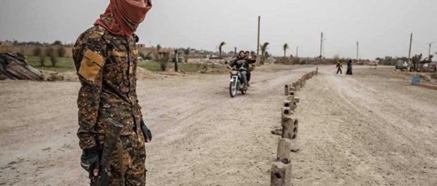 AS Bangun Pangkalan Udara Baru di Suriah