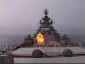 Rudal Anti-Kapal Rusia Hancurkan Target Musuh