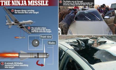 AS Tingkatkan Penggunaan Bom Ninja di Suriah