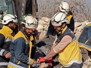 Rusia: White Helmets Berkolusi dengan Teroris di Suriah dengan Kedok Kemanusiaan