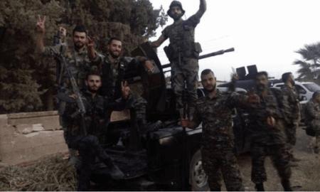 Operasi Militer Akbar Tentara Suriah di Idlib