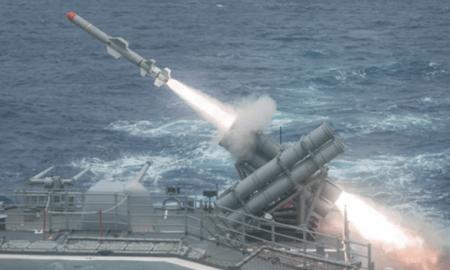 Video: Peluru Kendali AL Mesir Hancurkan Target di Laut Mediterania dengan Sekali Serangan