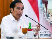 Presiden Jokowi Resmi Bubarkan 18 Lembaga dan Bentuk Komite Penanganan Covid-19