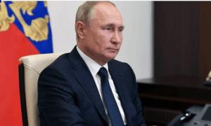 Menjabat Presiden Hingga 2036, Putin Ucapkan Terima Kasih ke Rakyat Rusia