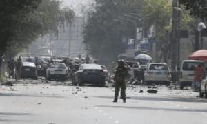 Jelang Idul Adha Afghanistan Diguncang Bom, 18 Orang Tewas 22 Luka-luka