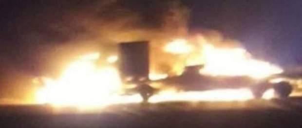2 Bom Targetkan Konvoi Logistik untuk Pasukan AS di Irak