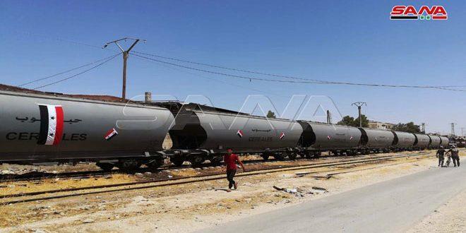 Pertama sejak 9 Tahun, Jalur Kereta Tartous-Damaskus kembali Dibuka